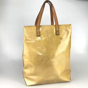 100% authentic Louis Vuitton Vernis lead M91144 bag used 1119-1b19