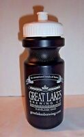 GLBC Water Bottle Logo Great Lakes Brewing Company Cleveland Brewery Plastic
