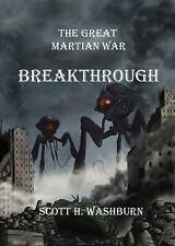 The Great Martian War : Defender by Scott Washburn (2016, Paperback)