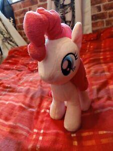 "My Little Pony Pinkie Pie 11"" Plush 4DE 4th Dimension Entertainment BRAND NEW!"