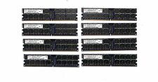 HYNIX LOT 64GB (8x8GB) PC2-5300P 2Rx4 HMP31GP7AFR4C-Y5 DDR2 ECC SERVER RAM