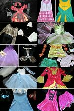 HUGE LOT DRESS UP CLOTHES Size 10+ Disney, Princess, Halloween, Costume, Theater