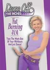 Dance Cardio EXERCISE DVD - Dance Off The Inches FAT BURNING JAM MICHELLE DOZOIS