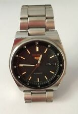Reloj Watch bracelet SEIKO 5 Automatic  Vintage 7009 - 3160 A2 Funciona Perfecto