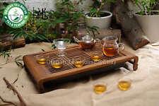 Clear Glass Chinese Gongfu Teapot Tea Set * 9 pcs