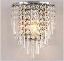 Kristall Wand Befestigungen Bettseitig lichter Wandleuchte Beleuchtung 5806HC