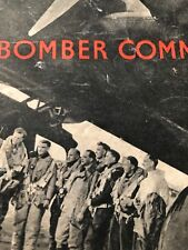 TRUE VINTAGE 1940's WAR ISSUE BOMBER COMMAND BOOKLET AIR MINISTRY 1939 - 1941