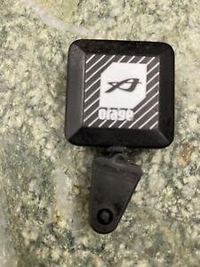 Orage Clip-On SkiZip Retractable Extendable Pass-Holder