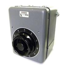 TECHNIPOWER VARIAC AUTOTRANSFORMER TYPE W20HG2