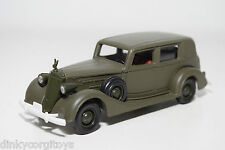 SOLIDO PACKARD 1937 ARMY CAR NEAR MINT CONDITION