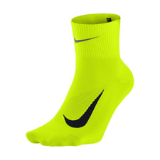 Nike Running Socks Men's Size 14-15 /Elite Lightweight 2.0 Quarter  Dri-Fit/ ne