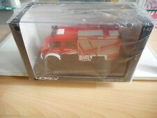 Norev Mercedes Unimog U5000 Freiwillige Feuerwehr in Red on 1:43 in Box