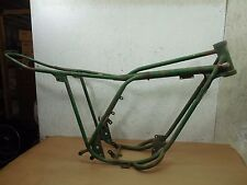 1971 Greeves PUCH 175 Pathfinder motorcycle Frame