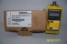 Turck PC001-GI1/4A1M-LUAPN8X-H1141 Pressure control