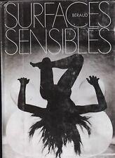 BERAUD PHOTOGRAPHIES SURFACES SENSIBLES PAUL MONTEL 1971 DRAEGER