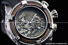 Invicta 25359 Bolt Koi Fish 3 Hand Quarz Men's  Sports Watch - Black