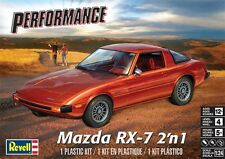 Revell Monogram Mazda RX-7 2 in 1 Plastic Model Kit 1/24