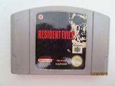 RESIDENT EVIL 2 - NINTENDO 64 - N64