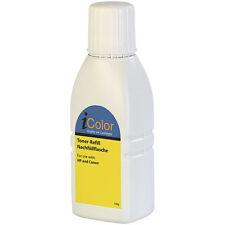 Tonerpulver: Toner-Refill Nachfüllflasche (schwarz) 100 g (Toner zum Nachfüllen)