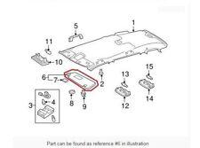TOYOTA Genuine 74310-48090-B0 Visor Assembly
