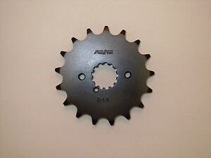 SunStar 18 Tooth Front Sprocket 51118