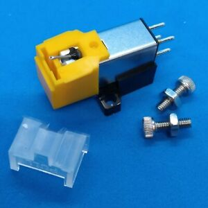 UNIVERSAL TURNTABLE MAGNETIC CARTRIDGE for Audio Technica AT3600 CN5625AL