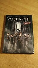 Werewolf : The Beast Among Us (DVD, 2012, Canadian) ~ UNTATED HORROR