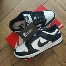Nike Dunk Low Retro Black White 'Panda' (W) UK 7.5 / US 9W - Top Seller ✅