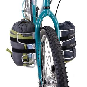 NEW Passport Lug-Kage - Bikepacking Fork Mount Luggage Carrier - Adventure Bike
