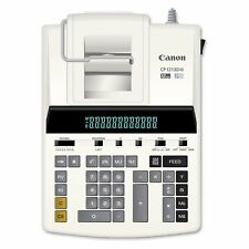 Canon Cp1213diii Desktop Printing Calculator - 12 Character[s] - Fluorescent -