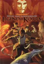"""Avatar Poster The Legend of Korra Anime Art Silk Wall Huge Posters 24x36"""" AVT5"""