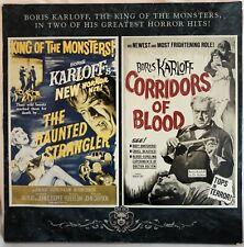 The Haunted Strangler/Corridors of Blood Laserdisc