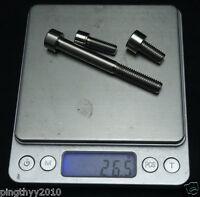 J&L Titanium/Ti Bolts* 3-for Brompton-Stem Folding,Steer tube Expander&Handlebar