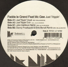 FEDDE LE GRAND - Just Trippin, Feat. MC Gee - Toolroom