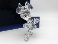 Swarovski Figur Disney Minnie Mouse Maus 11 cm. Mit Kiste und Zertifikat.