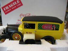 "1931 Ford Model ""A"" Coca Cola Delivery Truck 1:24 scale"