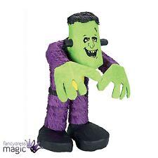 Frankenstein Horror Halloween Decoración Fiesta Juego Bash Pinata Colgante Prop BN