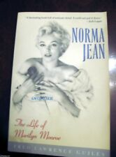 NORMA JEAN The Life of MARILYN MONROE  biography by Fred Guiles Trade Paperback