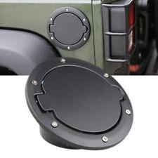 Fuel Filler Door Cover Gas Tank Cap 2/4 Door For 07-16 Jeep Wrangler JK Parts