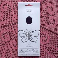 PAMELA MANN 15 Denier Sheer Plain Knit Tights - NAVY One Size