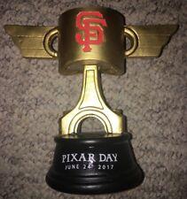 San Francisco Giants Disney Piston Cup Trophy Pixar Cars SGA New