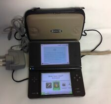 Nintendo DSI XL Console + Charger, Case (Working) Bid Now