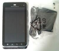 Motorola Droid 3 - 16GB - Black (Verizon) Smartphone Clean IMEI / ESN