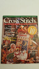 Cross Stitch & Country Crafts Jul/Aug 1995 Magazine Back Issue Craft Used