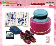 Re-ment Miniature Dollhouse Japan Japanese Modern Girl rement set No.03