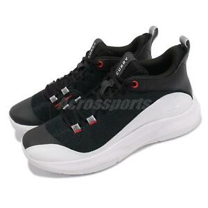Under Armour 3Z5 UA Curry Black White Men Basketball Shoes Sneakers Pick 1