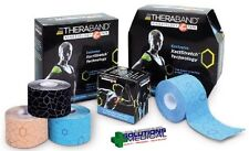 TheraBand Kinesiology Tape Physio Tape for Pain Relief Muscle Support and