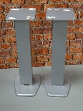 "Pair Of Apollo ""24in Tall Approx"" Metal Loud Speaker Stands"