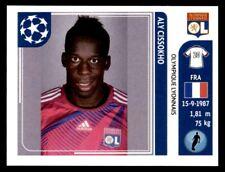 Panini Liga de Campeones 2011-2012 - Aly Cissokho Olympique Lyonnais no. 232
