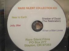 Rare Silent Film Collection #23